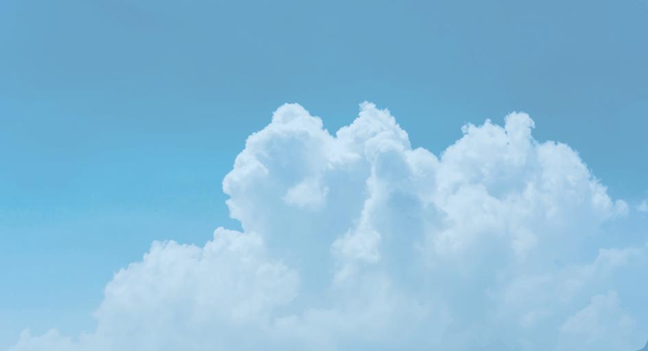 photo d'un nuage
