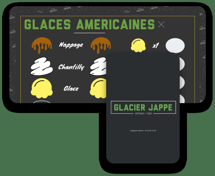 photo de présentation de Glacier Jappe