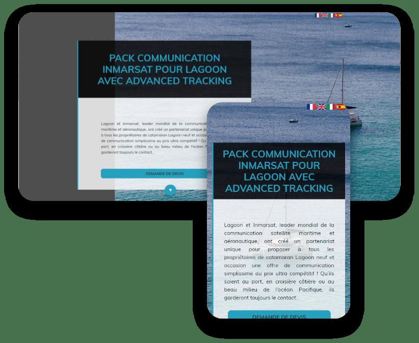 photo de présentation de Pack-Communication-Lagoon