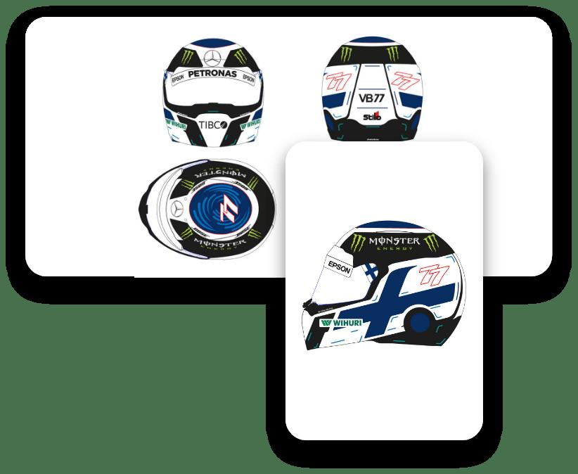 photo de présentation de Concours Helmet Design – VB77